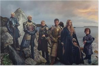 Spil af Thrones Plakat
