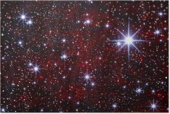 Stjerner Plakat