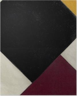 Theo van Doesburg - Karşı Kompozisyon XI Plakat