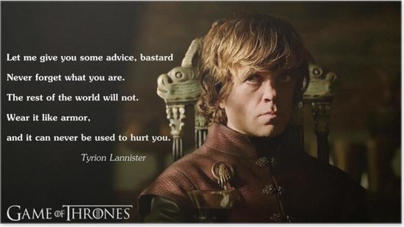 Tyrion Lannister Plakat -