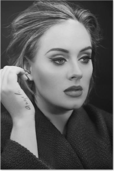 Plakat Adele - Adele