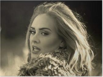 Plakat Adele