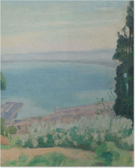 Plakat Albert Marquet - Zatoka Algierska, widok od strony El-Biar - Reproductions