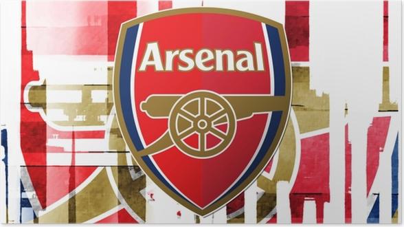 b5e79ab41 Plakat Arsenal F.C. • Pixers® - Żyjemy by zmieniać