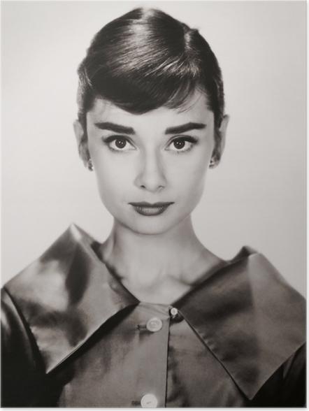 Plakat Audrey Hepburn
