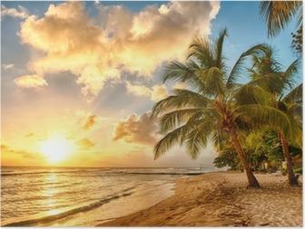 Plakat Barbados