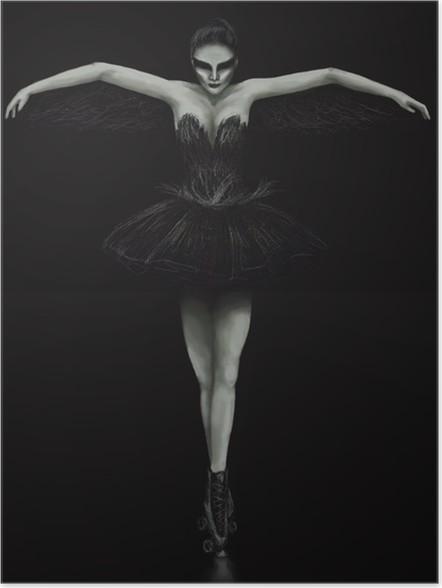 Plakát Černá labuť - Témata