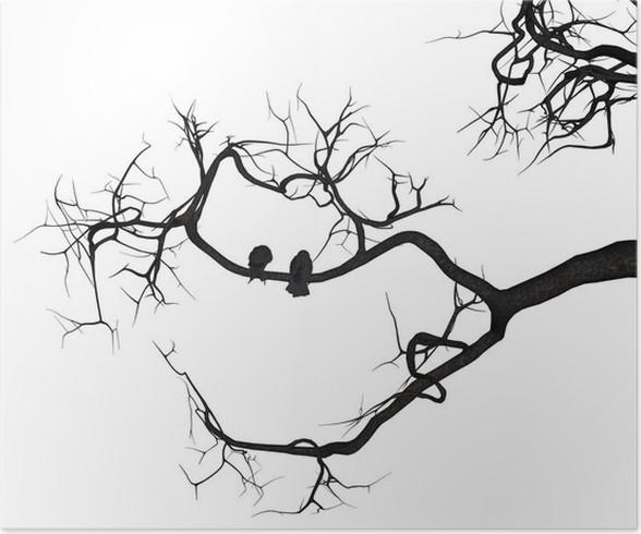 Plakát Crow Tree - Mezinárodní svátky