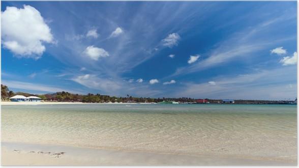 Plakát Cuyo Island - Ostrovy