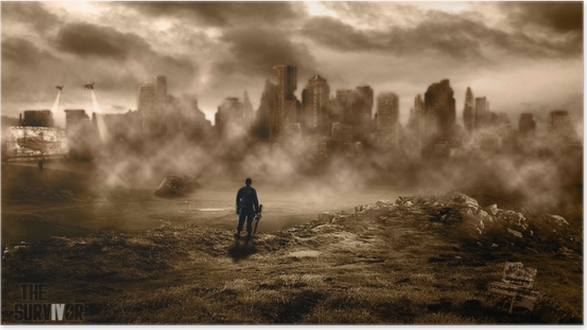 Plakat Fallout - Tematy