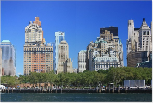 Plakát Foto de New-York - Americká města