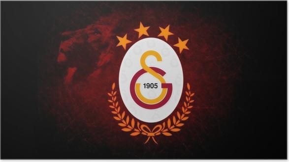 a6813cdbf Plakat Galatasaray • Pixers® - Żyjemy by zmieniać
