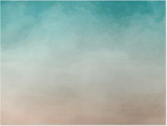 Plakát HD Abstraktní akvarel textury