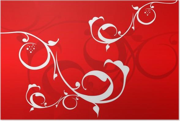 Plakát Ilustrace design - Móda