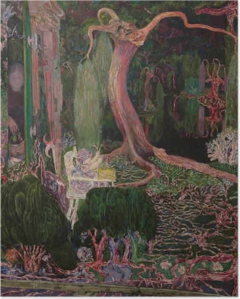 Plakat Jan Toorop - Nowe pokolenie - Reproductions