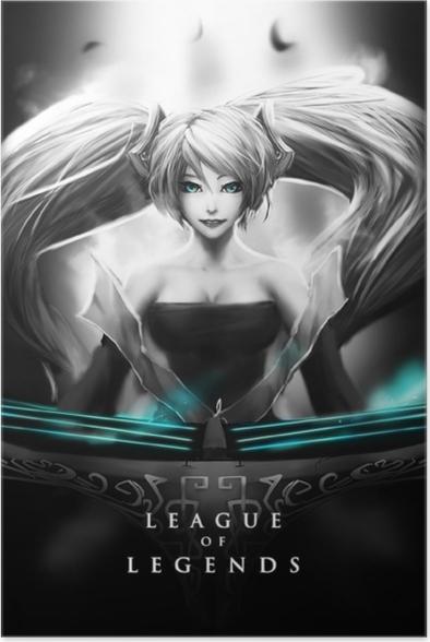 Plakat League of Legends - Tematy