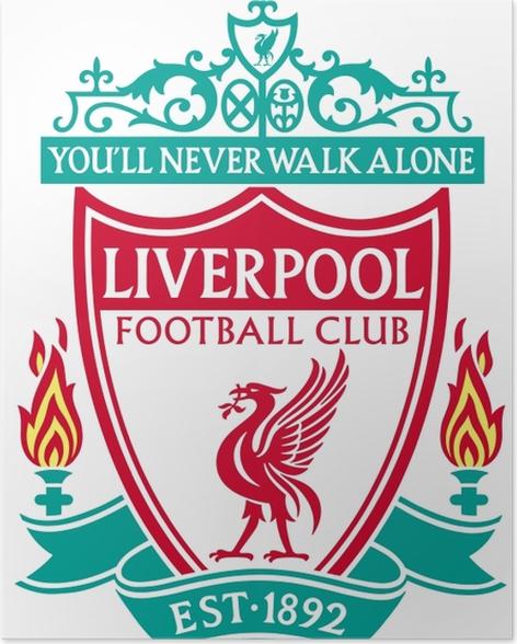 4b01a9def Plakat Liverpool F.C • Pixers® - Żyjemy by zmieniać