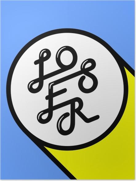 Plakat Loser - Demotywacyjne