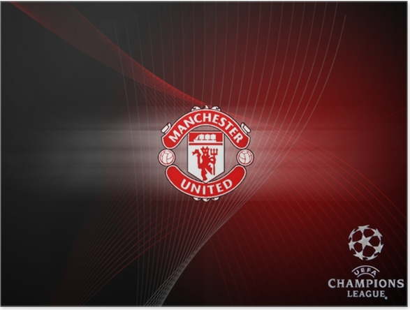 2bb15ed72 Plakat Manchester United • Pixers® - Żyjemy by zmieniać
