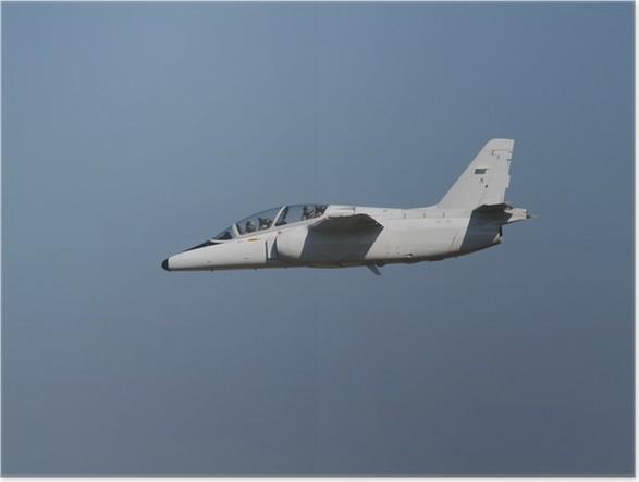 Plakát Marchetti S-211 - Vzduch