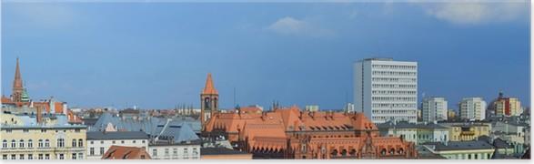 Plakát Město Bydgoszcz v Polsku. - Témata