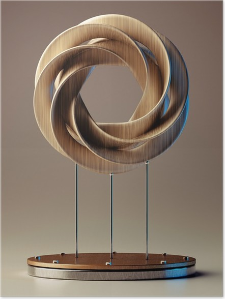 Plakát Moderní sochařství - Umění a tvorba