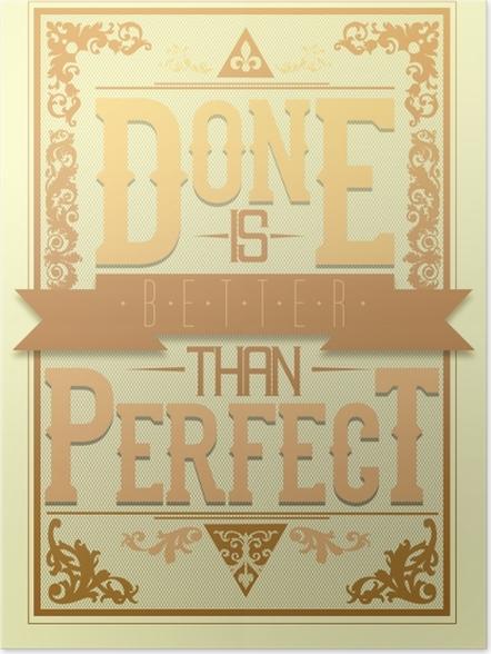 Plakát Motivační Plakát -