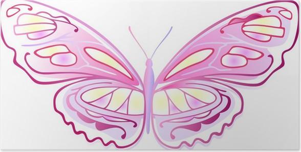 Plakát Motýl - Ostatní Ostatní
