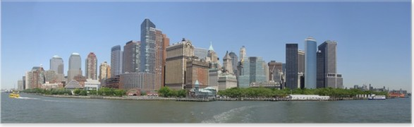 Plakát New york skyline - Témata