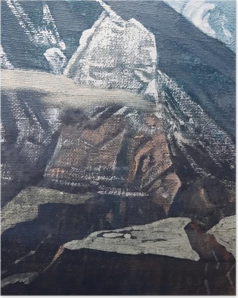 Plakat Nikołaj Roerich - Himalaje - Nicholas Roerich