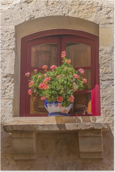Plakát Okno v Rabatu - Evropa