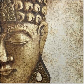 Plakat Old Buddha