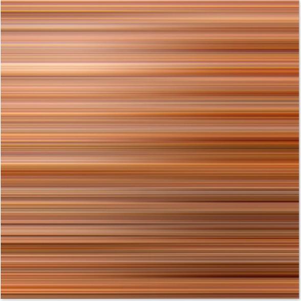 Plakát Oranžové barvy abstraktní pruhy vzor pozadí. - Témata