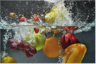 Plakaty Kuchnia I Owoce Pixers żyjemy By Zmieniać