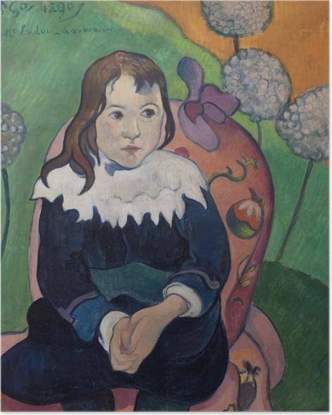 Plakat Paul Gauguin - M. Loulou - Reprodukcje