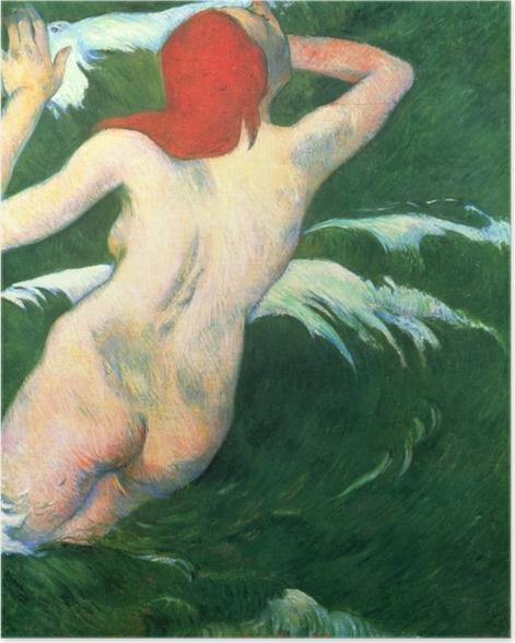 Plakat Paul Gauguin - Ondine - Reprodukcje