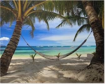 Plakát Perfect beach
