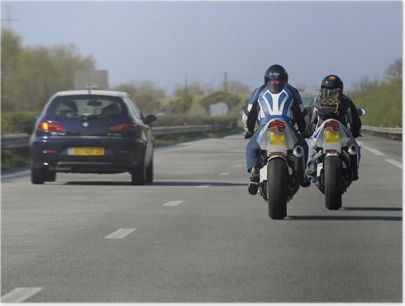 Plakát Provoz routier - Na cestě