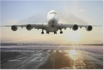 Plakaty Samoloty żyj Z Głową Chmurach Pixers