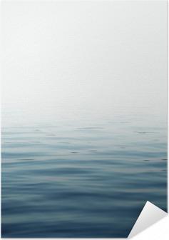 Plakat samoprzylepny Powierzchni wody