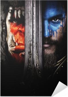 Plakat samoprzylepny Warcraft: Początek