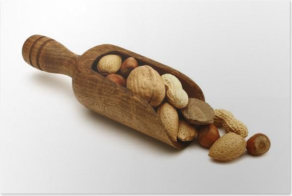 Plakát Sušené ovoce - Obilí a cereálie