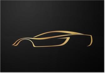 Plakat Szybkie logo