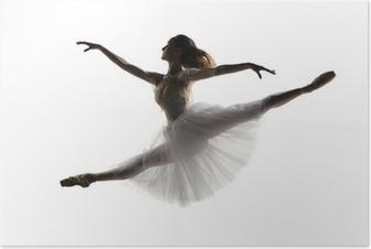 Plakat Tancerz