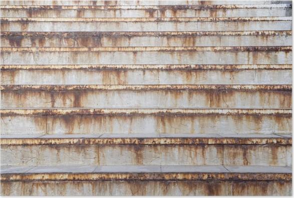Plakát Textura de Baldosas - Struktury