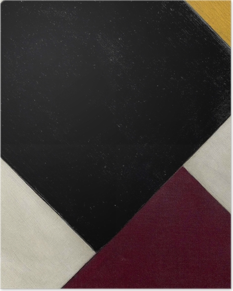 Plakat Theo van Doesburg - Kontrkompozycja XI - Reproductions
