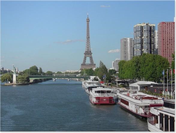 Plakat Tour4 - Miasta europejskie