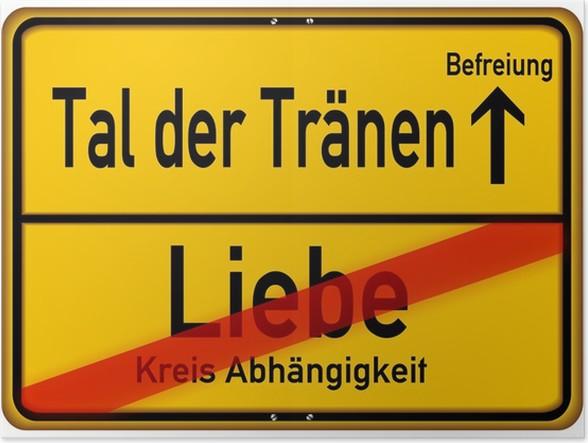 Plakát Útěcha - Značky a symboly