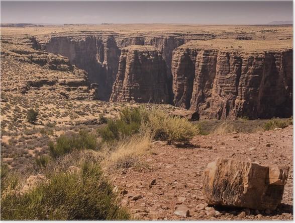Plakát Velký kaňon - Amerika