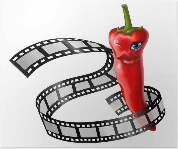 Plakát Videa hot - Zábava
